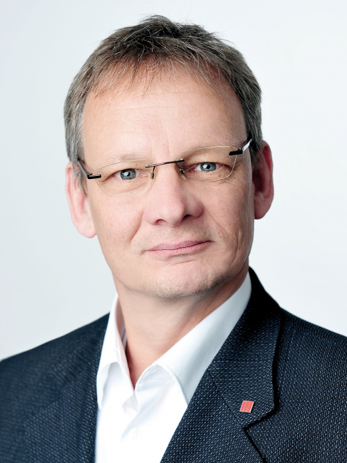Dipl.-Ing. (FH) Thomas Johner, Produktmanager Dach bei ACO Haustechnik